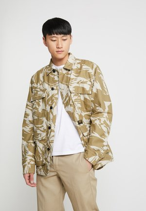 BALFOUR JACKET - Summer jacket - brush/sandshell