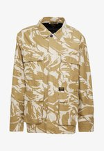 BALFOUR JACKET - Summer jacket - brush/sandshell