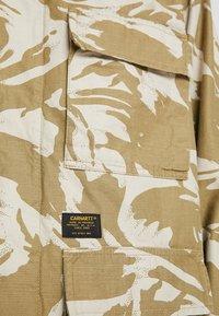 Carhartt WIP - BALFOUR JACKET - Summer jacket - brush/sandshell - 9