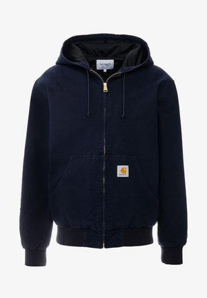 ACTIVE JACKET DEARBORN - Lehká bunda - dark navy rinsed