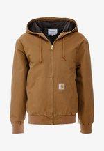 ACTIVE JACKET DEARBORN - Summer jacket - hamilton brown