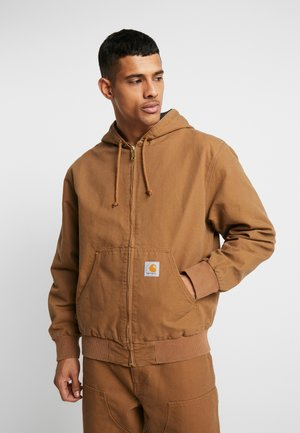 ACTIVE JACKET DEARBORN - Leichte Jacke - hamilton brown