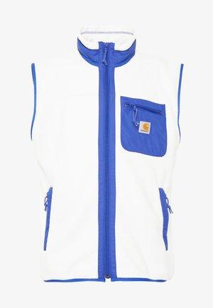 PRENTIS VEST LINER - Waistcoat - wax / submarine