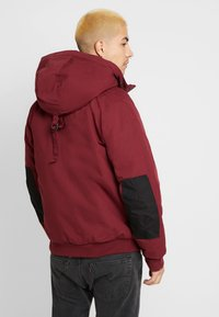 Carhartt WIP - TRAPPER JACKET - Parka - mulberry/black - 3