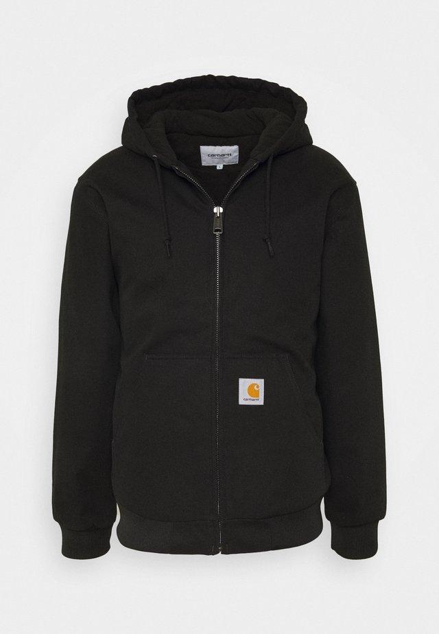 ACTIVE JACKET - Veste d'hiver - black rigid