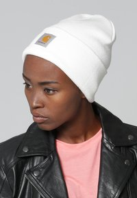 Carhartt WIP - WATCH HAT - Beanie - white - 1