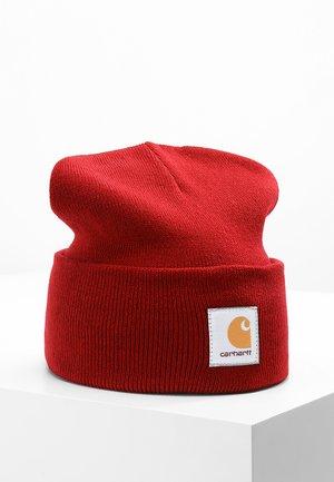 WATCH HAT - Beanie - blast red