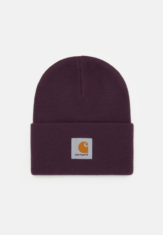 WATCH HAT - Lue - boysenberry