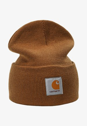 WATCH HAT - Czapka - hamilton brown