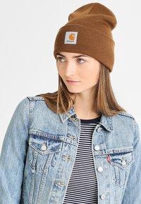Carhartt WIP - WATCH HAT - Čepice - hamilton brown - 4