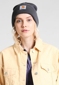 Carhartt WIP - WATCH HAT - Čepice - blacksmith - 4
