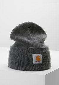 Carhartt WIP - WATCH HAT - Čepice - blacksmith - 0