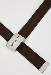 Carhartt WIP - CLIP BELT - Skärp - dark brown - 5