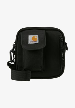 ESSENTIALS BAG SMALL - Umhängetasche - black