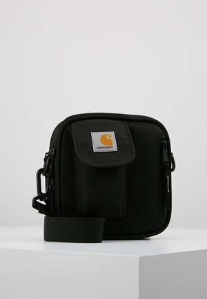 ESSENTIALS BAG SMALL - Axelremsväska - black