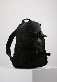 Carhartt WIP - KICKFLIP BACKPACK - Batoh - black - 3