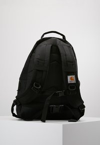 Carhartt WIP - KICKFLIP BACKPACK - Batoh - black - 2