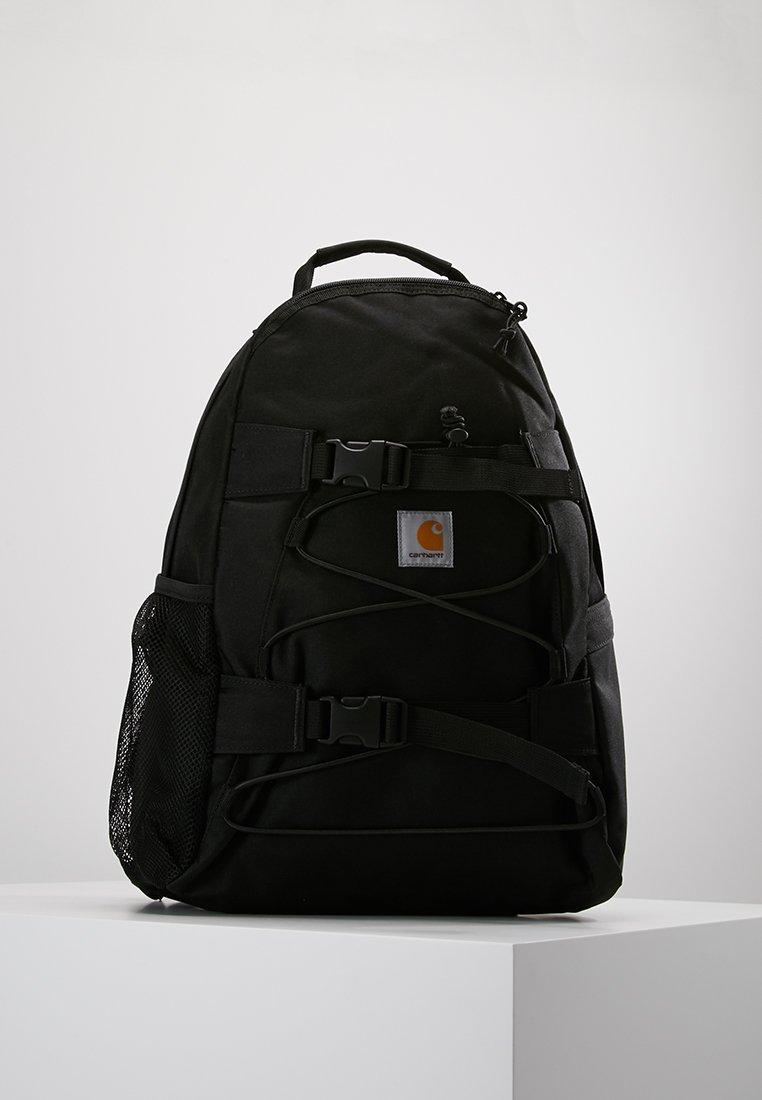 Carhartt WIP - KICKFLIP BACKPACK - Reppu - black
