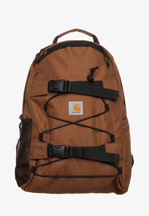 KICKFLIP BACKPACK - Rugzak - hamilton brown
