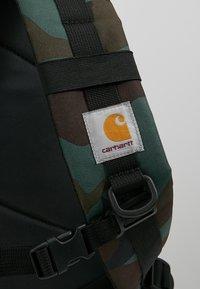 Carhartt WIP - KICKFLIP BACKPACK - Reppu - evergreen - 7