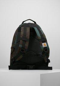 Carhartt WIP - KICKFLIP BACKPACK - Reppu - evergreen - 2