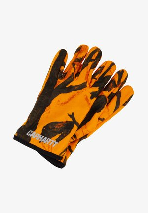 BEAUFORT GLOVES - Guantes - orange