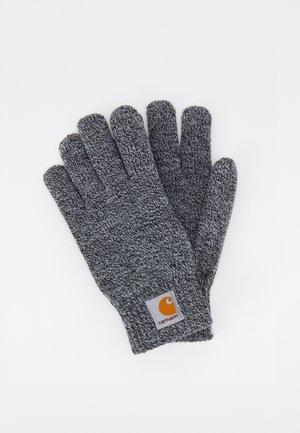 SCOTT GLOVES - Fingerhandschuh - black/wax