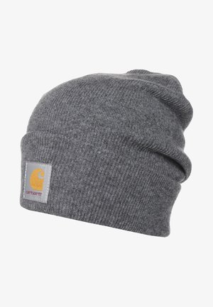 WATCH HAT - Czapka - dark grey heather