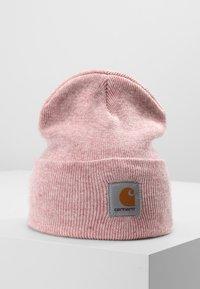 Carhartt WIP - WATCH HAT - Mössa - soft rose heather - 0
