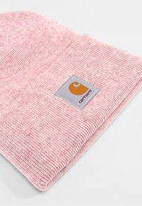 Carhartt WIP - WATCH HAT - Mössa - soft rose heather - 3