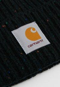 Carhartt WIP - ANGLISTIC BEANIE  - Beanie - black - 5