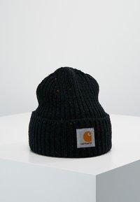 Carhartt WIP - ANGLISTIC BEANIE  - Beanie - black - 0