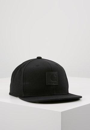LOGO - Caps - black