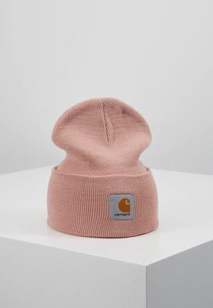 WATCH HAT  - Beanie - acrylic blush