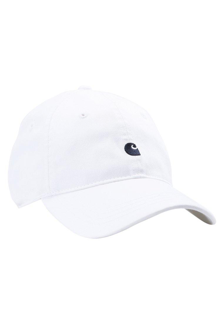 Carhartt WIP MADISON LOGO - Keps - white/ink