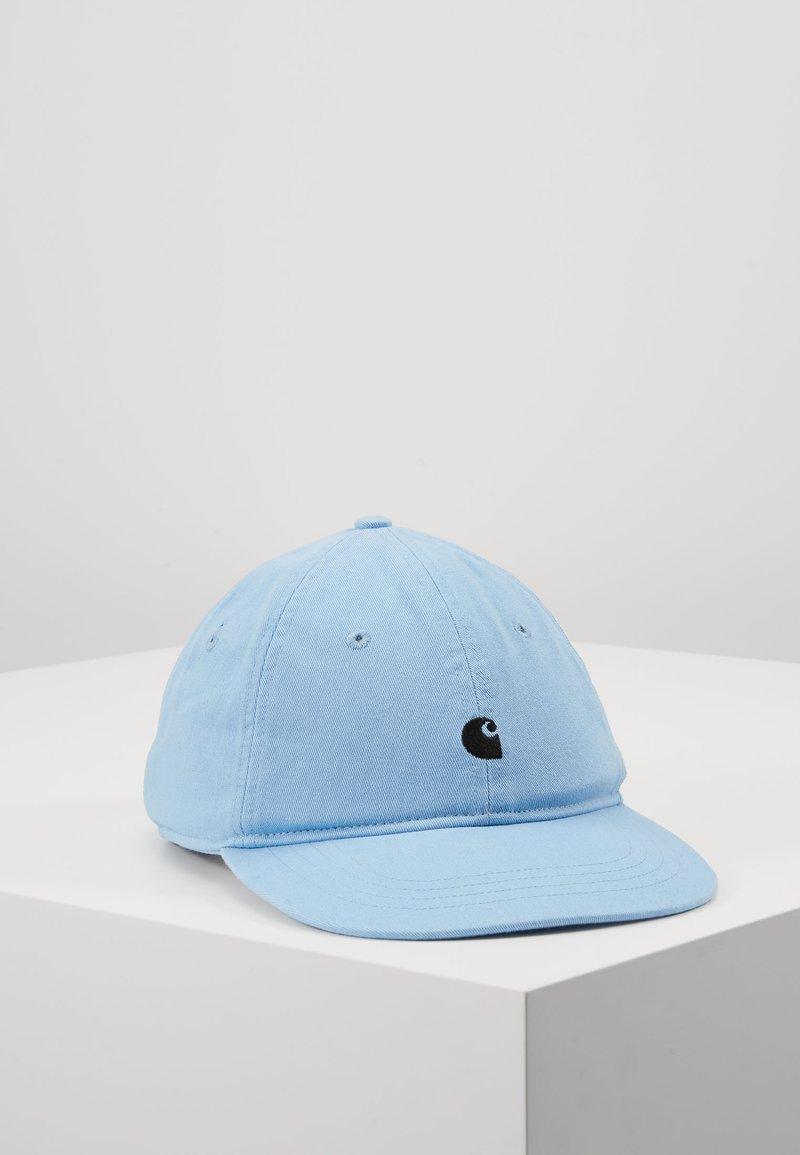 Carhartt WIP - MADISON LOGO - Caps - heaven/black
