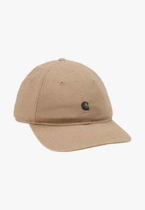 MADISON LOGO - Cappellino - brown