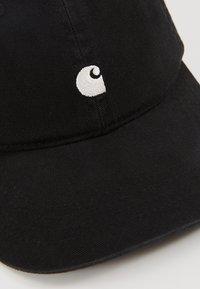 Carhartt WIP - MADISON LOGO - Caps - black - 2