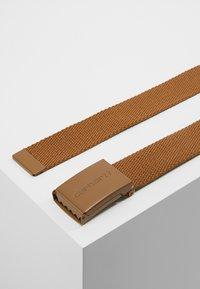 Carhartt WIP - CLIP - Belt - hamilton brown - 2