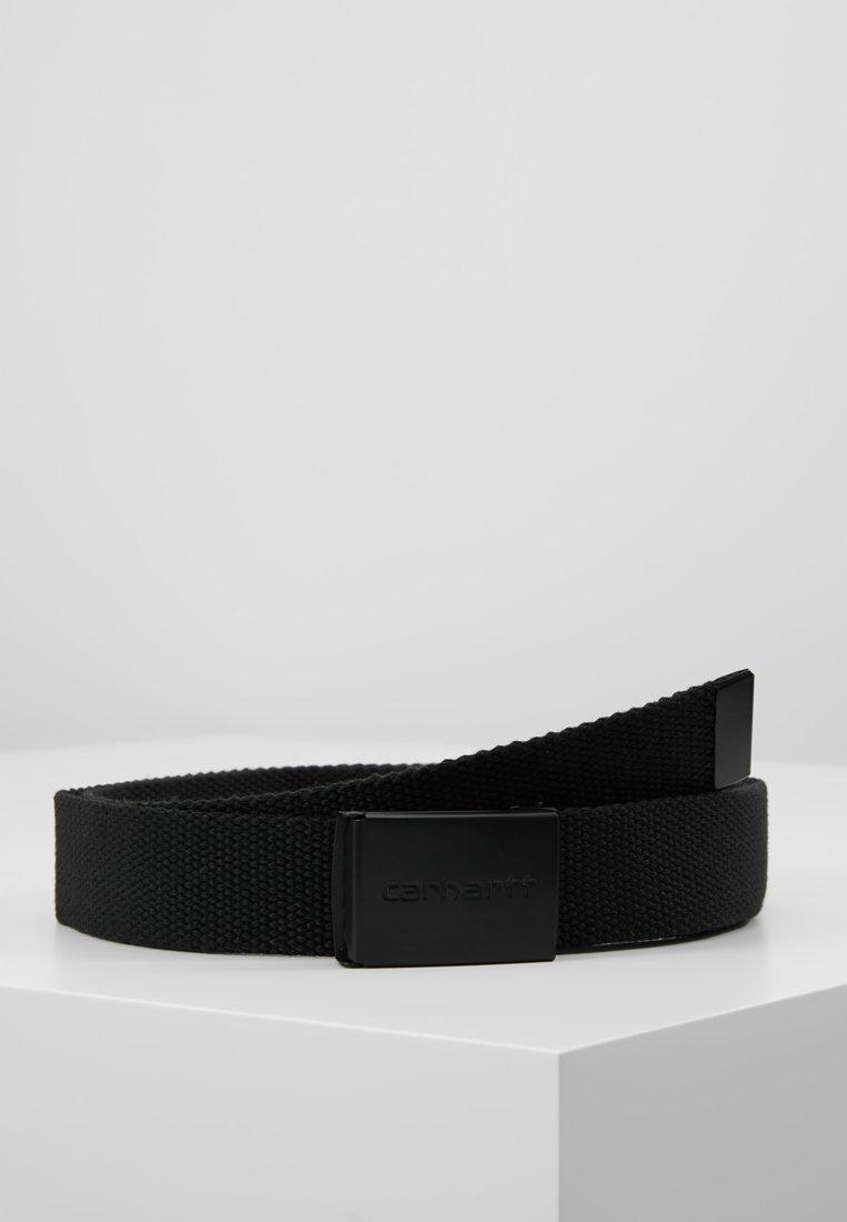 Carhartt WIP - CLIP - Belt - black