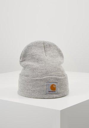 SCOTT WATCH HAT - Gorro - grey heather/wax