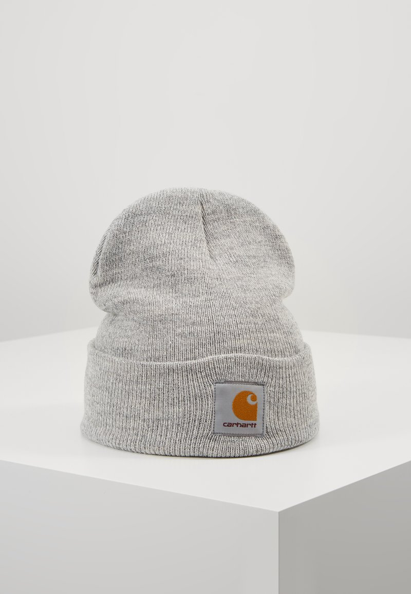 Carhartt WIP - SCOTT WATCH HAT - Mütze - grey heather/wax