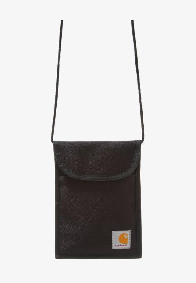 COLLINS NECK POUCH - Wallet - black