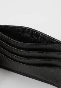 Carhartt WIP - COATED CARD HOLDER - Wallet - black - 5