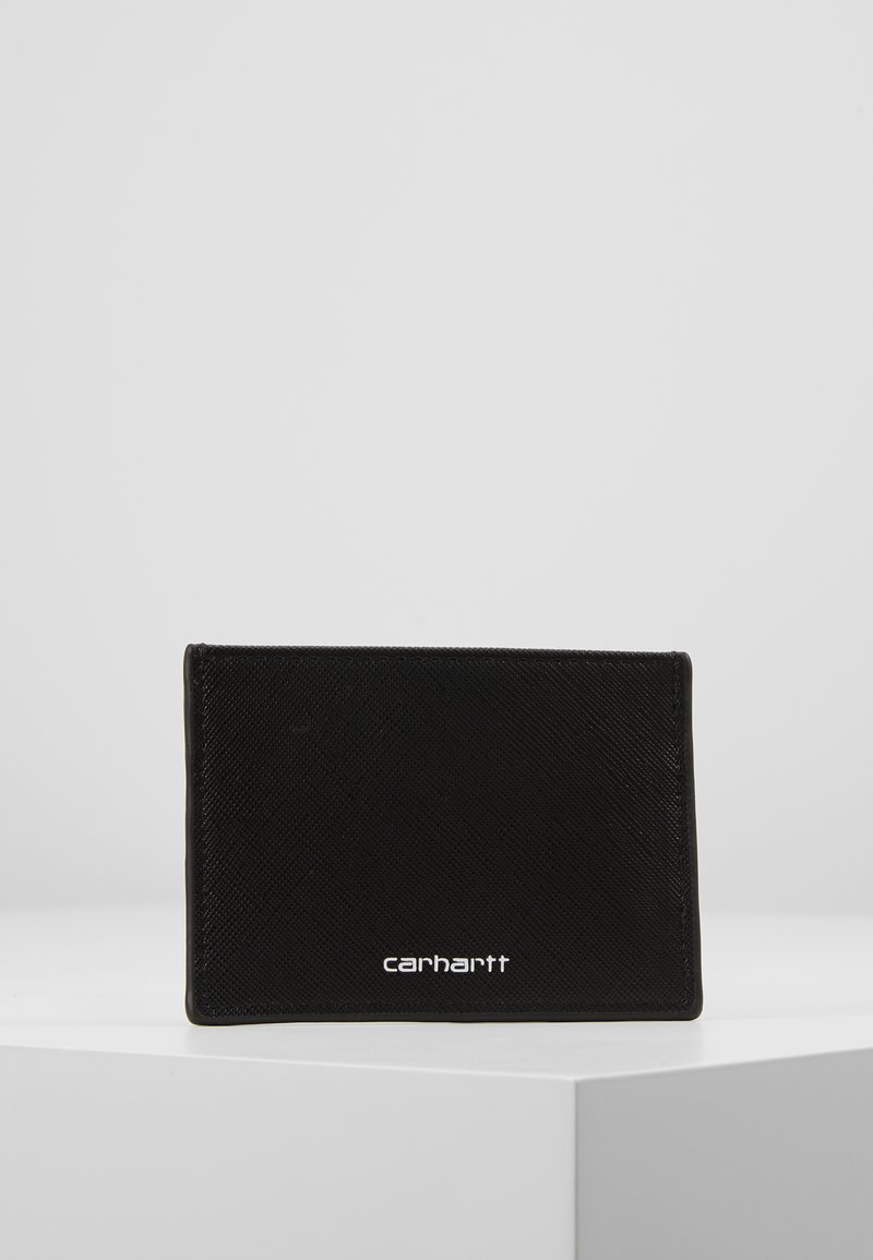 Carhartt WIP - COATED CARD HOLDER - Wallet - black