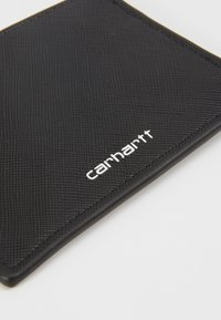 Carhartt WIP - COATED CARD HOLDER - Wallet - black - 2