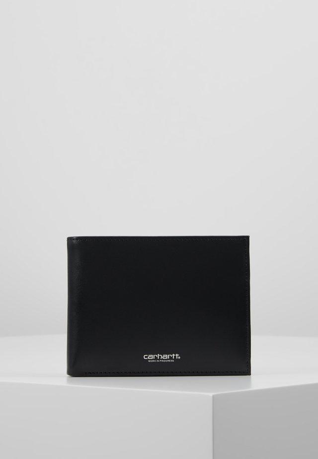 ROCK-IT WALLET - Peněženka - black