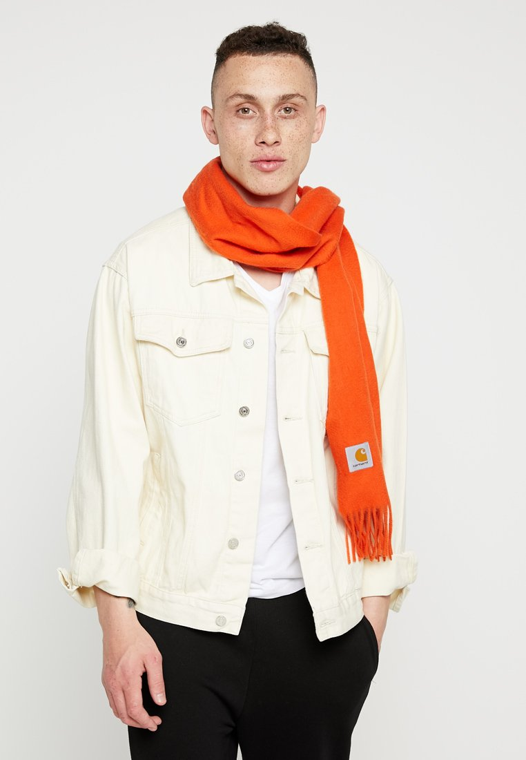 Carhartt WIP - CLAN - Huivi - brick orange