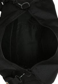 Carhartt WIP - WRIGHT - Sports bag - black - 3