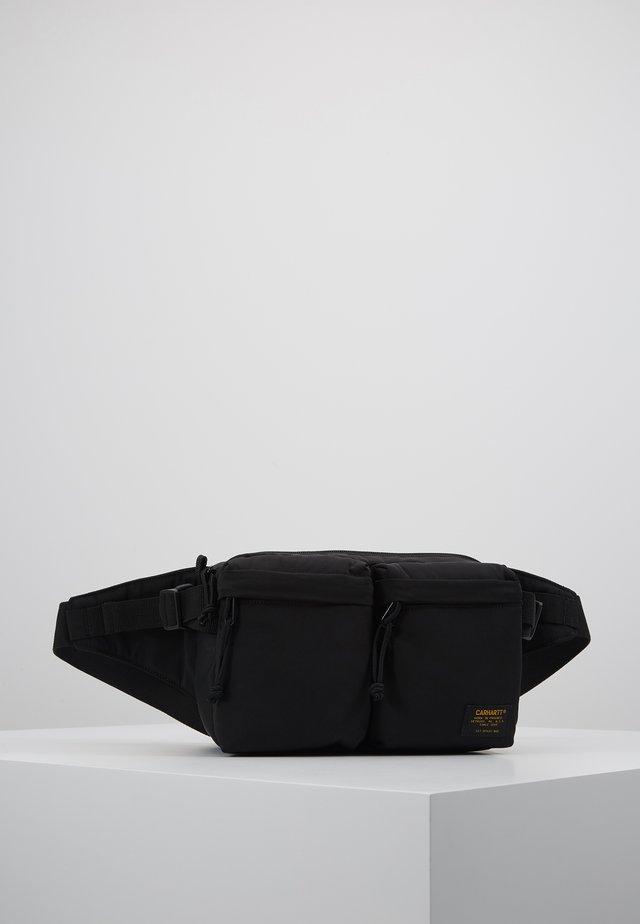 MILITARY HIP BAG  - Bæltetasker - black